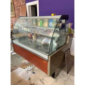 Deli fridge counter £750