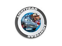 Disney Cars 2 Tyre Tread Plastic Plate