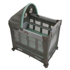 Graco Baby Travel Lite Portable Folding Crib w/ Bassinet - Manor   1893800