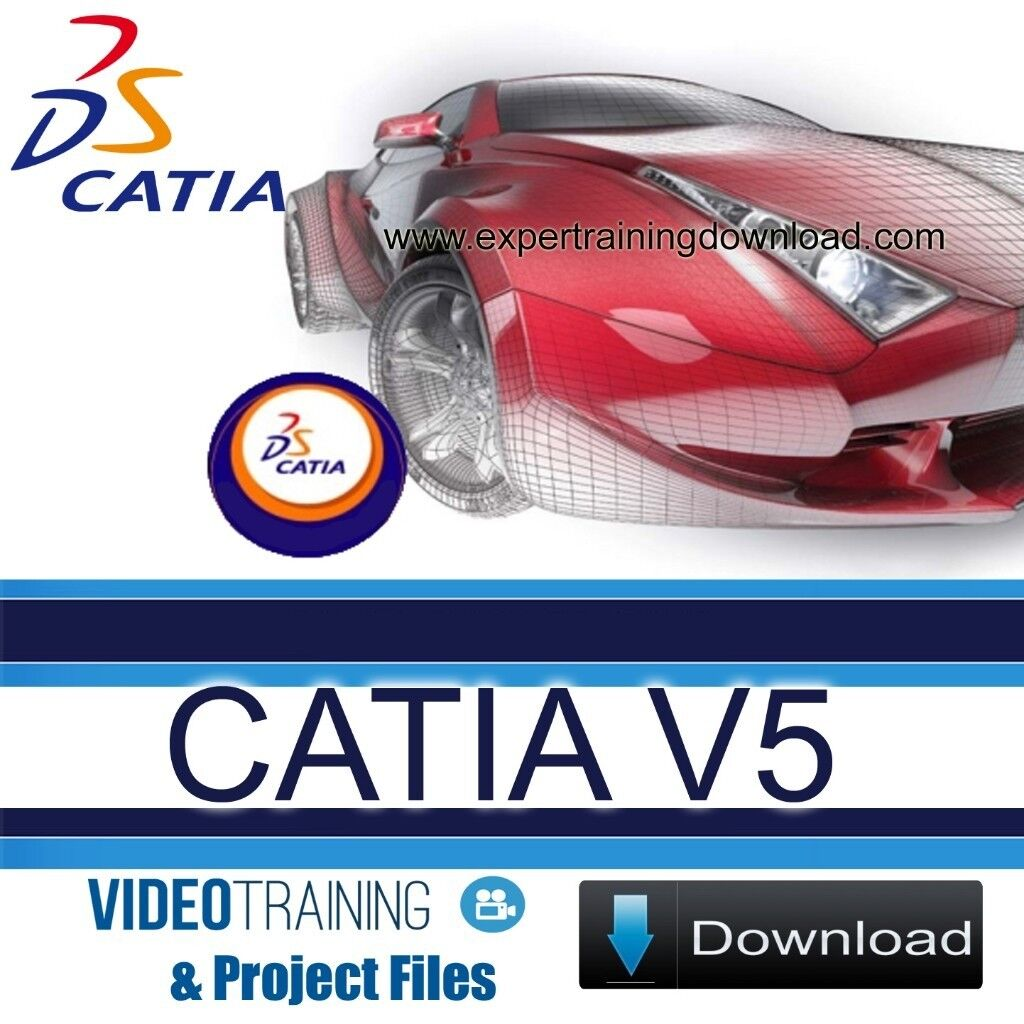 Catia V5 Video Training Tutorial Course And Sample projects DOWNLOAD | in  Slough, Berkshire | Gumtree