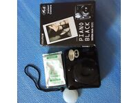 Fujifilm Instax Mini 50S Instant Camera -Piano Black