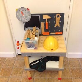 Toy bench (Janod magnetic toy bench)
