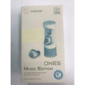 Motorola VerveOnes Music Edition Wireless EarBuds