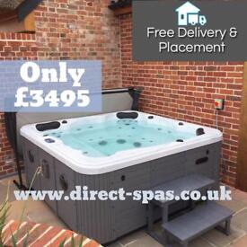 5 and 6 Person Hot Tub