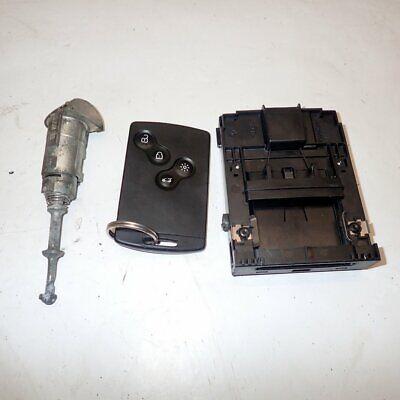 Renault Megane Ingnition Card Reader Door Lock Barrel 285909828R mk3 |Ref.1304