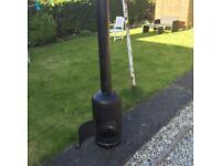 Outdoor burner