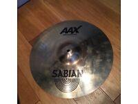 """Sabian AAX dark crash 17"""""""