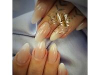 ***ORYGINAL LIQUID UV GEL NAILS - BEST NAILS IN EAST LONDON!!!***