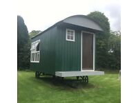 Brand new Shepherd's Hut for sale! 7ft x 14ft (Summer house / Guest Room / Studio / Home Office)