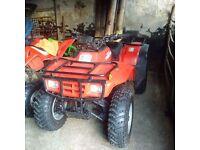 250 cc QUAD FOR SALE