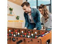 Folding Football Table Indoor Recreational Soccer Game Desk 93581764
