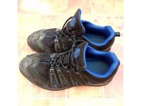 Earthworks steel toecap work boots/trainers SIZE 11