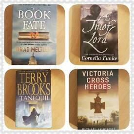 Books £1 each