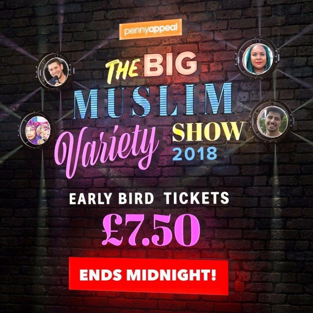 The Big Muslim Variety Show
