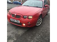 For sale MG ZT 2004 low milage good runner