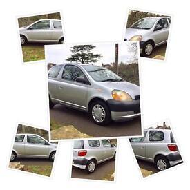 CHEAP SMALL CAR!!! Toyota Yaris 1.0 GS VVTI 3dr