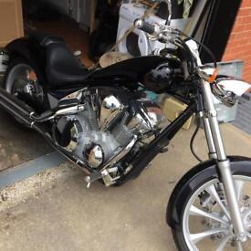 2013 - Honda Fury - 1300cc - Low Miles - Showroom condition