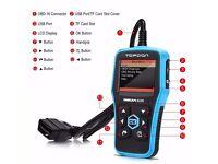 Topdon obd 2 car scanner
