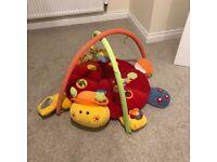 Mama and Papa Lotty Ladybird playmat/ gym