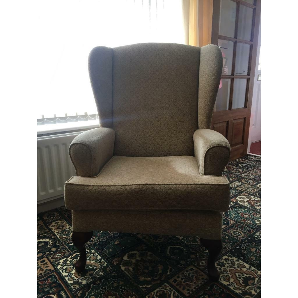 HSL high backed chair   in Marton-in-Cleveland, North ...