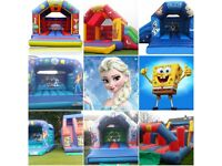 BOUNCY CASTLE HIRE KANGAROOJACKS MANCHESTER STOCKPORT SOFTPLAY FACE PAINTING D,JS MASCOTS SLIDES