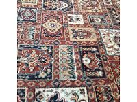 """Carpet with underlay for sale roughly 14'9"""" x 9'8"""""""