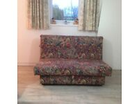 Sofa bed for sale in excellent condition