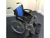 Wheelchair up for grabs- Great Bargain!