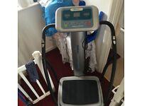 Medicare Salon Pro Deluxe home vibration plate