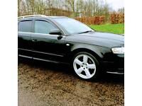 Audi a4 avant Sline swap!?!