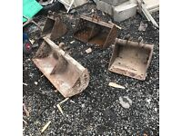 Digger buckets for sale