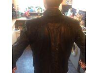 Louis Vuitton men's bomber jacket