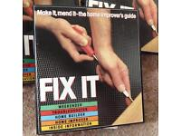 Fix it diy books