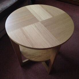 IKEA Vejmon side table