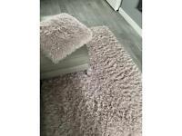 Next rug and cushion