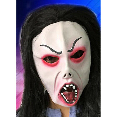 Halloween Horror Masken Scary Latex Zombie Gruselige Maske Teufel Party