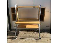 IKEA Desk on wheels