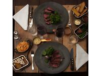 WANTED: Full-time Sous Chef at Knife – Serious Steaks and Sunday Roasts