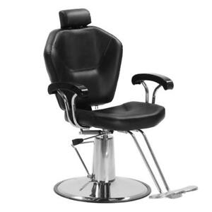 Hydraulic Reclining Barber Chair Hair Styling Salon Beauty Shampoo Spa Equipment - BRAND NEW - FREE SHIPPING