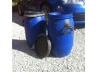 Small Sealable Barrels