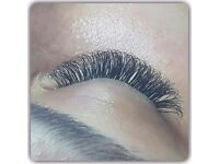 Eyelash Extensions (Classic and Russian volume)