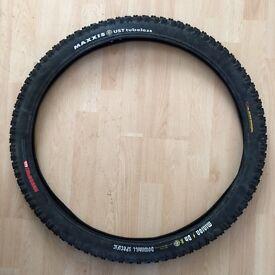 """MAXXIS Minion DhR UST 26""""x2.50 tyre - BRAND NEW"""