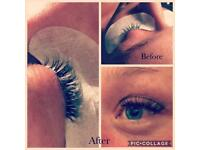 Nails and Eyelash extensions