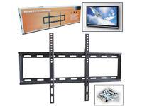 TV Wall Mount Bracket Fixed Plasma LCD LED For 32- 65 Flat Screen VESA 600x400mm