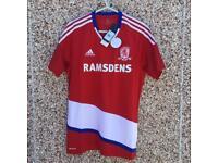 Middlesbrough Football shirt medium adult