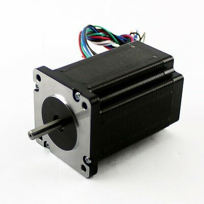 Nema23 425ozin 2.8a Stepper Motor Dual Shaft Kl23h286-20-8b