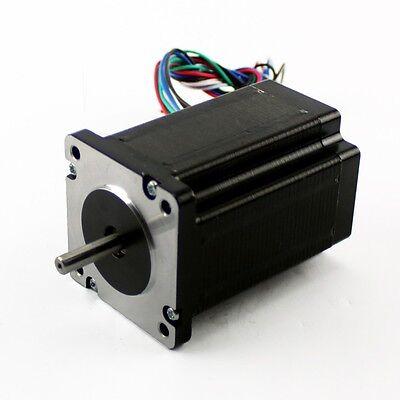 Nema23 425ozin 2.8a Stepper Motor Dual Shaft Kl23h286-20-8b