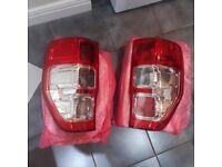 Ford Ranger rear / tail lights t6 2012-2019
