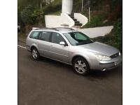 Ford Mondeo ghia auto reliable runner