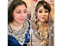 £350 Asian bridal henna, hair and makeup artist.